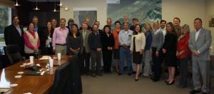 Conservation Press Event
