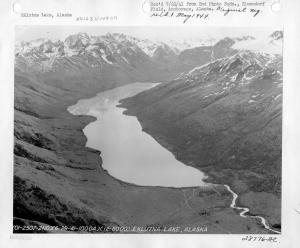 Eklutna Lake circa 1941
