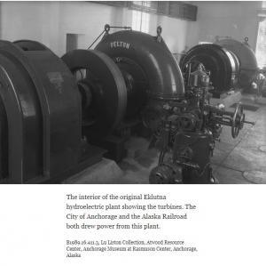 Hydroelectric Plant Inside Description