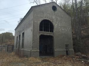 Old Eklutna Power Plant