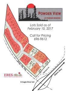 Powder View Plot Sold 02.10.17