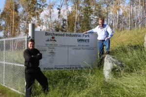 Birchwood Industrial Park