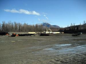 Site 1 at Eklutna