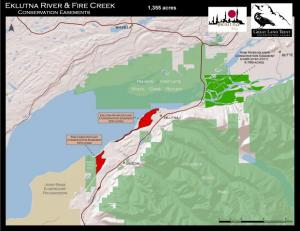 Fire Creek Easements