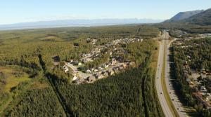 Powder Ridge Aerial 08.27.12