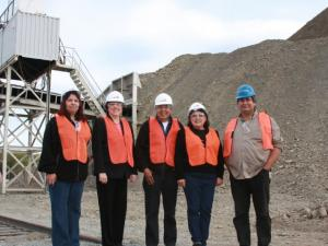 Board of Directors at Birchwood Industrial Park