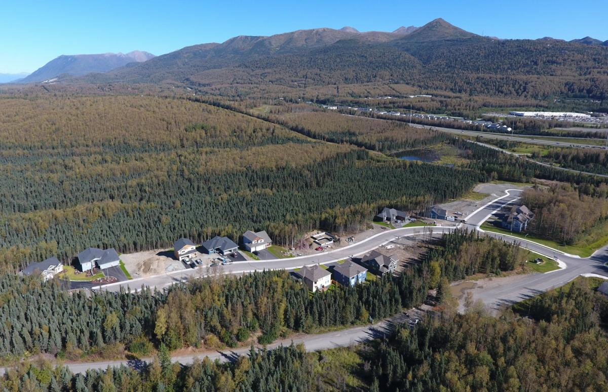 Residential Development - Eklutna Inc Lands