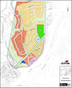 Powder Reserve Tract 40A