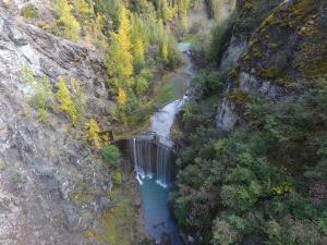 Lower Eklutna Dam