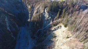 Lower Eklutna Dam